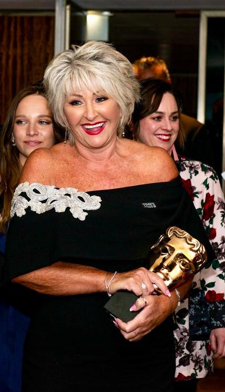 BAFTA's